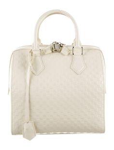 Louis Vuitton Facette Speedy Cube MM
