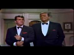 Dean Martin John Wayne -  Everybody loves somebody Sometime. Here is something that will put a smile on your face. What a surprise from the Duke. Dino has all he can do to keep it together. I love John Wayne and always will!!  This is a riot!  :-)