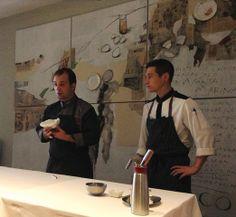 Kisko Garica nos explica su filosofía y el camino recorrido para pasar de la cafetería de sus padres (local pegado) a su restaurante estrellado michelin
