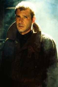 "Harrison Ford ""Blade Runner"" (1982)"