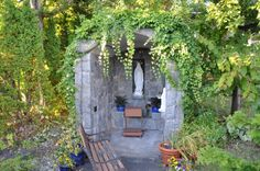 vancouver Outdoor Marian Shrine