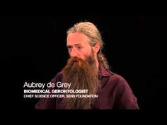 Aubrey De Grey is a biomedical gerontologist and chairman and chief science officer of the Methuselah Foundation, VA based #badass