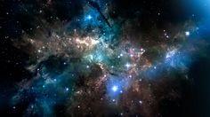 Space Sparkling stars ....