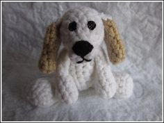 Prince is a very tiny friend perfect for any puppy lover. He is the third tiny friend in the series with many more to come. He measures approx. 3 1/2 inches sitting down and 5 inches standing up.You will need… Yarn Color A (Red Heart Super Saver Solids in Buff) Small amount of black yarn to embroider nose and mouth Fiberfill Stuffing Yarn Needle Size D 3.25mm or desired crochet hook Black Fabric Paint for eyes Stitch Markers Sewing needles (optional) If you would like to use them to hold…