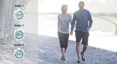 Programma dimagrante camminata sportiva: 8 settimane per perdere peso