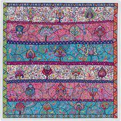 4bd83db0f500 La Maison des Carrés Hermès Au Pays des Oiseaux Fleurs n°1 Hermes Paris,