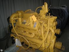 Motor Diesel, Diesel Cars, Diesel Engine, Diesel Vehicles, Detroit, Cat Engines, Wood Toys Plans, Picture Sharing, Car Storage