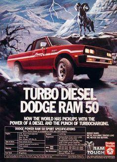 1980 Dodge Ram Diesel