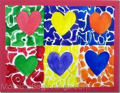 jim dine 6 hearts