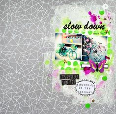 slow down by zyan at @Studio_Calico