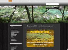 Gillie verkkokaupasta löydät perhonsidontatarvikkeita, laadukkaita perhoja sekä muita perhokalastustarvikkeita.