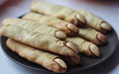 Receita de Biscoitos Dedos de Bruxa | Doces Regionais                                                                                                                                                                                 Mais