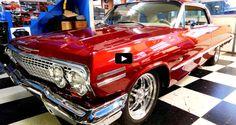 Prime 1963 Chevrolet Impala 350 4-Speed Build