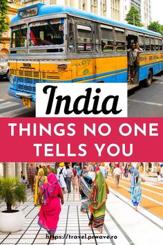 Planning your first trip to India and don't know what to expect? Then these practical travel tips for first-time travelers in India will be of use to you. Travel Guides, Travel Tips, Travel Destinations, Travel Pro, Travel Photos, Tata India, India Travel, Traveling To India, Travelling