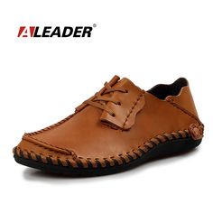 6f37878fefd9 This is great forMen Leather Shoes Casual 2016 Autumn Fashion Shoes For Men