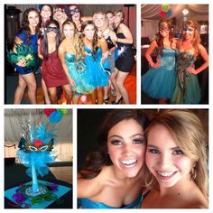 Masquerade Ball 17th Birthday Party for Hailey and Dallas
