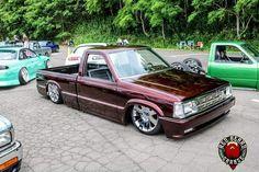 Mini Trucks, Lowrider, Slammed, Mazda, Minis, Ford, Dreams, Type, Atelier