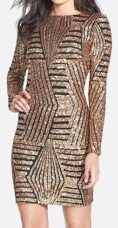 sequin body-con dress  http://rstyle.me/n/rahqwpdpe