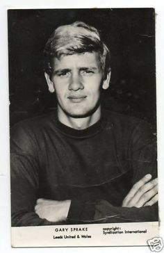 Gary Sprake The Damned United, Welsh Football, Leeds United Fc, Goalkeeper, Peacocks, Yorkshire, Liverpool, Counting, The Past