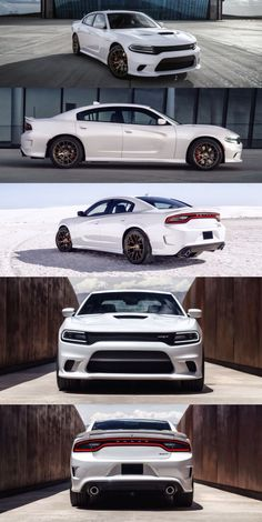 Dodge Challenger SVT #dodgechargerclassiccars