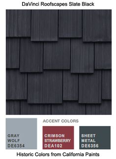 1000 images about roof on pinterest cedar shingles for Davinci roofing products