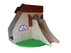 Boerderijhuisje gemaakt bij De Esdoorn bv Wolvega