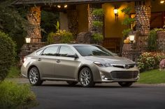 2015 Toyota Avalon Limited Release Date