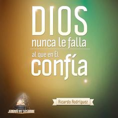 Jehová Me Sostiene - Dios nunca le falla al que en Él confía. #MaratónicaEnlace