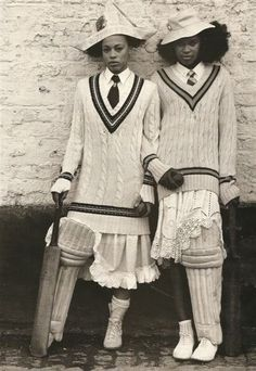 Cable-topped cricket ensembles.