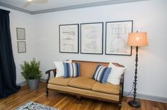 Chip and Joanna Gaines move walls, reconfigure rooms and relocate one very large fireplace -- all to help give a pure '70s home a sleek and updated look that suits its beautiful setting.