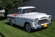 「1958 chevy cameo pickup」の画像検索結果