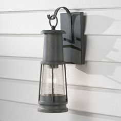 Murray Feiss Chelsea Harbor 1-Light Outdoor Sconce - #ATGStores