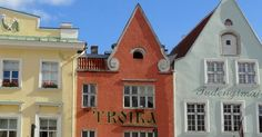 The top 9 things to do in picture-perfect Old Town Tallinn Estonia - one of the best-preserved medieval cities in Europe and a UNESCO World Heritage Site; http://ift.tt/2if3Qn1