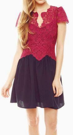 Dress Kebaya Modern untuk Remaja http://modelbusanawanita.blogspot.com/2014/07/dress-kebaya-modern-untuk-remaja.html