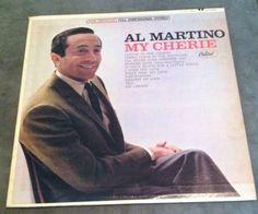 Al Martino - My Cherie (Stereo LP - 33 RPM)