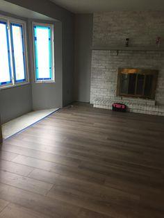 Beau Kendrick Honey Blonde Maple Laminate Flooring (blonde Floors Dark Walls) |  Office Space | Pinterest | Dark Walls, Laminate Flooring And Office Spaces
