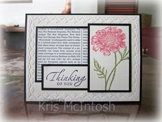 Sympathy Card by krismac - Cards and Paper Crafts at Splitcoaststampers