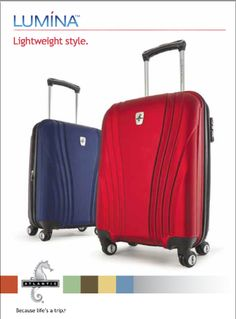 Win a trip for four to NYC or San Diego courtesy of Atlantic Luggage!