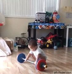 Baby Hercules | Gif Finder – Find and Share funny animated gifs