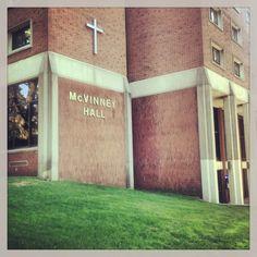 McVinney Hall 6.1.2013