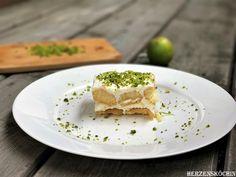 Zitronen-Tiramisu mit Limoncello - Foodblog Herzensköchin