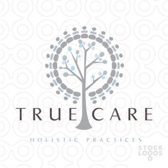 Calm and relaxing logo design, representing the body's mind and spirit. The tree is comprised of different shaped stones. (soft, surreal, floral, bright, creative, fragile, imagine, beautiful, pretty, zen, stones, pebble, blossom, tree, holistic, natural, branch, massage, balance)