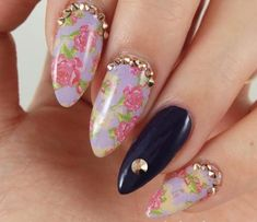 Bloggers Share Favorite Spring Nail Trends