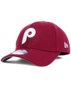 New Era Philadelphia Phillies Core Classic 39THIRTY Cap - Red M/L