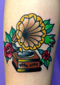 Tattoo by Mia Graffam