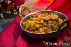 Culinary Xpress: MAKAI BAHAR- CREAMY CORN CURRY