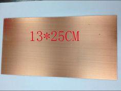 free shipping 13*25CM1.6 thick single-sided fiberglass laminate FR-4 million empty circuit board