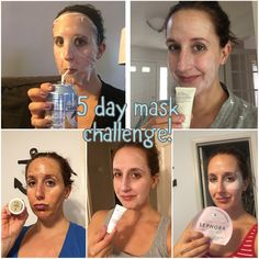 5 Day Mask Challenge  – Glam Mommy Life See what will make you glow!