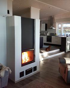 varaava takka uunimuurari Petteri Stubb Fireplace, Home, Home Decor, Decor