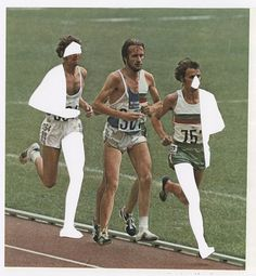 The Best Runner Wins by J.P. King, via Flickr